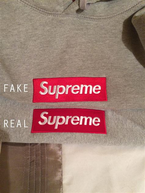 fake supreme hoodie black