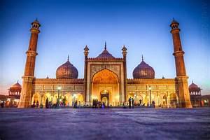 Jama Masjid, Delhi | Timings | Photos | History | Architecture