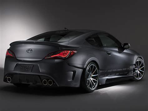 2013 Ark-performance Hyundai Genesis Coupe Legato Tuning H