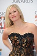 Alison Balsom attends the Classical BRIT Awards at Royal ...