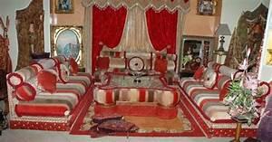 Acheter Salon Marocain : salons du maroc et d coration orientale le choix d 39 un salon marocain beldi ou moderne ~ Melissatoandfro.com Idées de Décoration