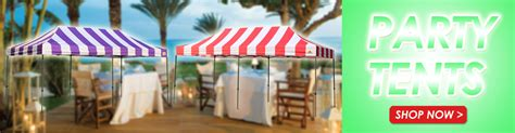 deluxe package tent abccanopy