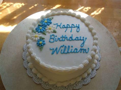 Simple Birthday Cake Cakecentralcom