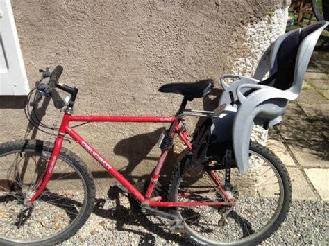 location vélo vtt avec siège enfant hamax à veyrier du lac