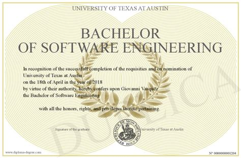 bachelor  software engineering