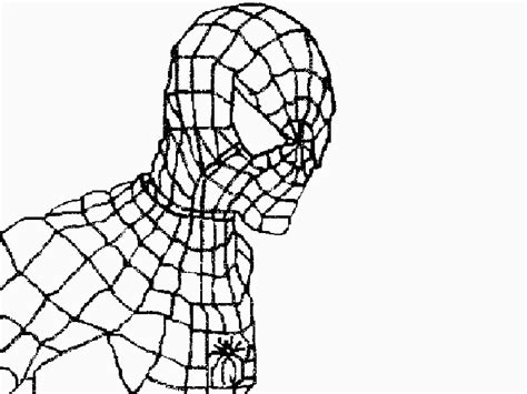kids zone coloring pages spiderman kids zone