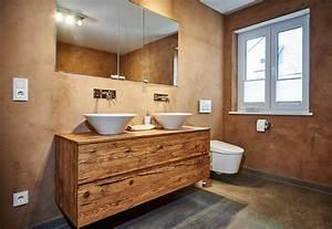 Waschtisch Holz Modern : fliesen zu holz waschtisch ~ Sanjose-hotels-ca.com Haus und Dekorationen