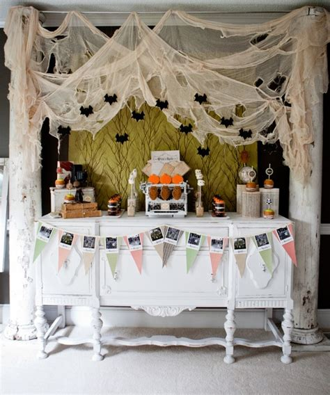 Amazing Halloween Party Decor Ideas From Anders Ruff
