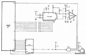 Software Control - Control Circuit - Circuit Diagram