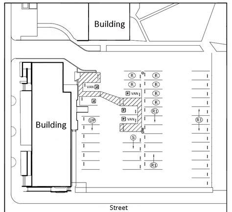 parking lot layouts parking layouts parking lot
