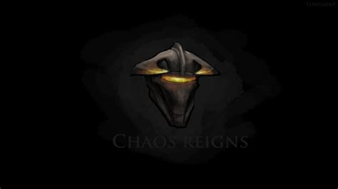 chaos knight dota  minimalism wallpapers hd