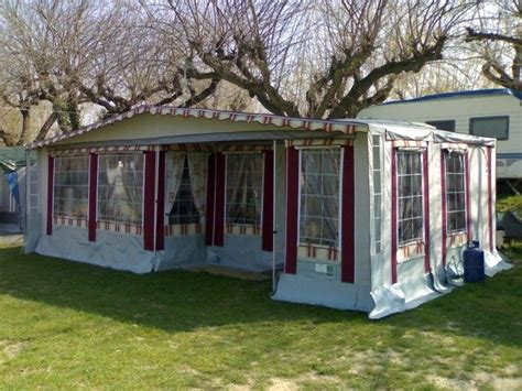 verande per roulotte usate verande per roulotte le soluzioni di mikitex