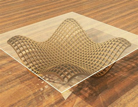 Table Design.... Interior Design... Parametric Design