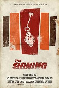 The Shining Poster by adamrabalais on DeviantArt