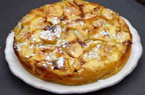 clafoutis aux pommes la p 39 tite cuisine de pauline