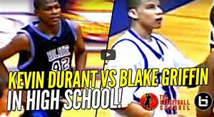 OU Sports Extra - Watch Blake Griffin vs Kevin Durant in ...