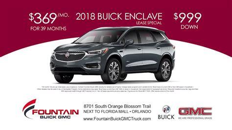 Buick Enclave Deals by Buick Enclave Lease Deals 2018 Lamoureph