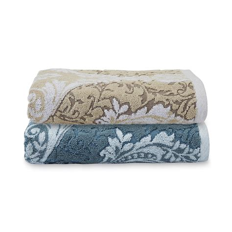 Sears Bath Rugs And Towels by Smith Jacquard Bath Towel Towel Or Washcloth