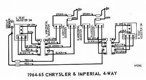Power Seat Wiring Diagram Of 1964 65 Chrysler And Imperial