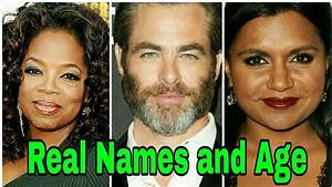 A Wrinkle in Time Cast Real Names and Age - YouTube