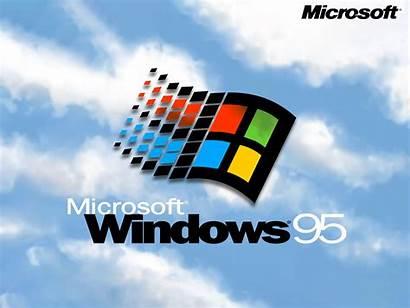 Windows 95 Background Remake Microsoft Win95 Window