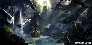 Crysis, 2, Plot, Details, Revealed, New, Screenshots, And, Concept, Art, Arrive