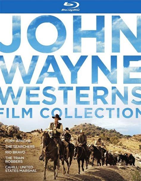 wayne john western collection dvd warner empire bros