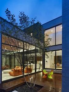 Cedarvale, Ravine, House, By, Drew, Mandel, Architects, In, Toronto, Canada