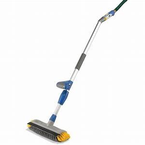 Water Broom - The Green Head