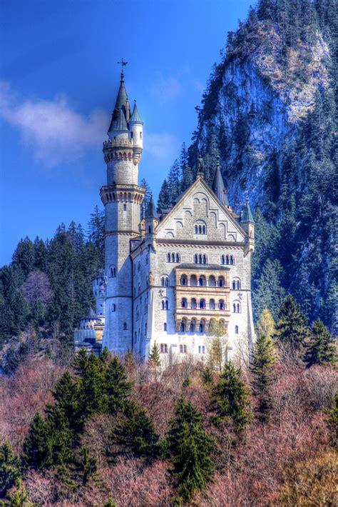 schloss neuschwanstein neuschwanstein castle schloss
