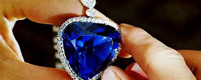 Heart Ocean Diamond Jewelry Movies Hollywood Most