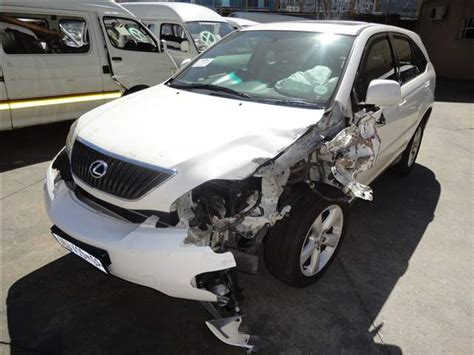 lexus salvage damaged cars  sale