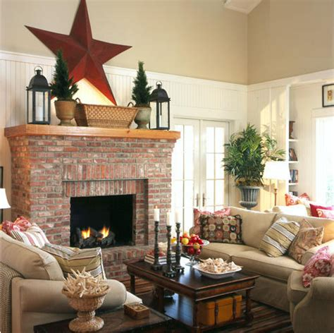 Paint Colors Living Room Brick Fireplace by Painting An Brick Fireplace Simplified Bee