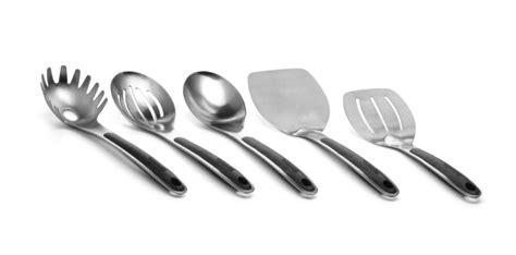 calphalon stainless steel utensil set  piece cutlery