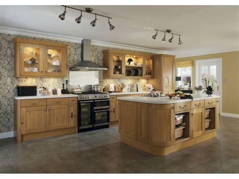 cuisine en bois massif cuisine classique en bois massif