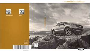 2019 Ford Ranger Owners Manual  Quick Reference Guide