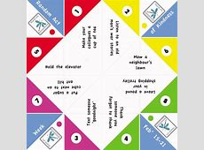 Paper Fortune Teller Template Image collections Template