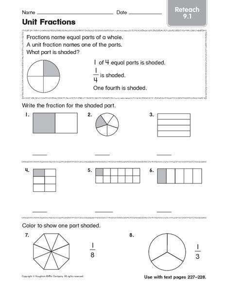 unit fraction worksheets unit fractions worksheet worksheets tutsstar thousands of printable activities