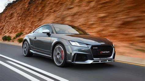 Audi Tt Coupe 4k Wallpapers by 2018 Audi Tt Rs 4k 2 Wallpaper Hd Car Wallpapers Id 9071