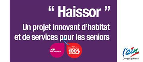 Neosquat Le Service Innovant Pour Quot Haissor Quot Un Projet Innovant D 39 Habitat Et De Services