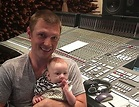 Nick Carter brings 3-month-old son Odin to studio to ...