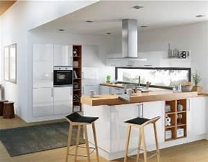 Hochglanz Weiß Küche : sch ller k chen wei hochglanz ~ Michelbontemps.com Haus und Dekorationen
