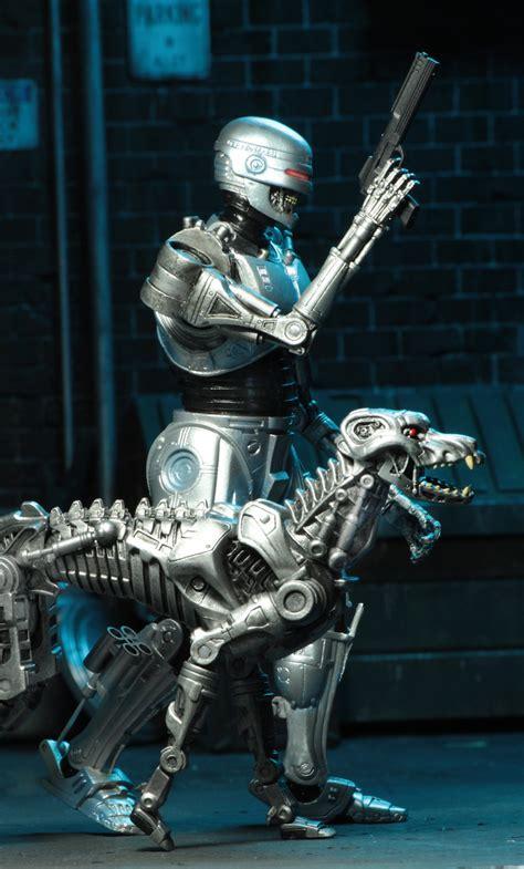 robocop terminator endocopterminator dog dark horse