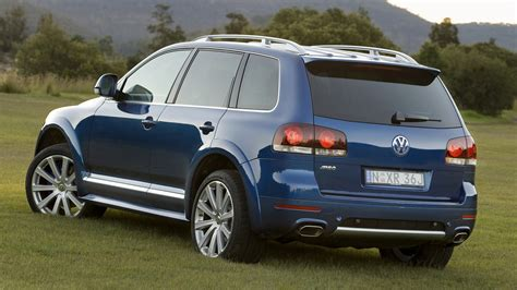 Volkswagen Touareg R50 2007 Au Wallpapers And Hd Images