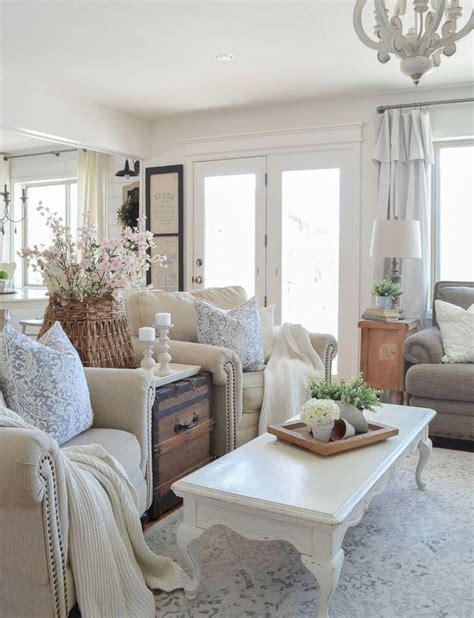 fabulous shabby chic farmhouse living room decor ideas living room shabby chic living
