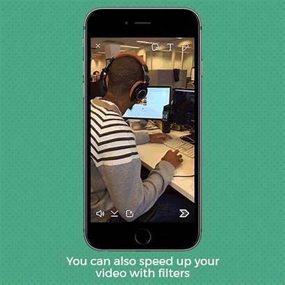Snapchat Snap History Filters Using Save Generation