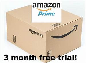 3 FREE Months of Amazon Prime - today only!