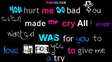 hurt me quotes graphics and comments