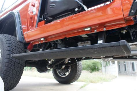 Early Ford Parts by 68 13000 Power Steps For Early Ford Bronco Parts