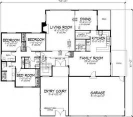 small modern floor plans small one story contemporary house plans house design ideas